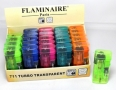 FLAMINAIRE 711 TURBO TRASP-SATINATO CF.25PZ
