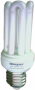 LAMPADINA BASSO CONSUMO ADHARA 9W - LUCE FREDDA - E14 - E27