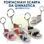 PORTACHIAVE SCARPETTA GINNICA CF.12PZ
