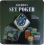 Scatola Gioco Poker con Carte