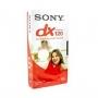 VHS VIDEO SONY DA 120