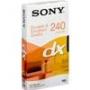 VHS VIDEO SONY DA 240